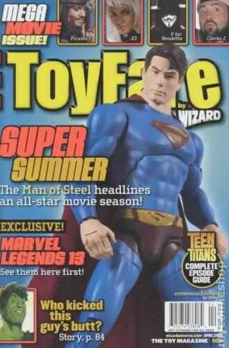 Toyfare #104 VF 2006 Stock Image