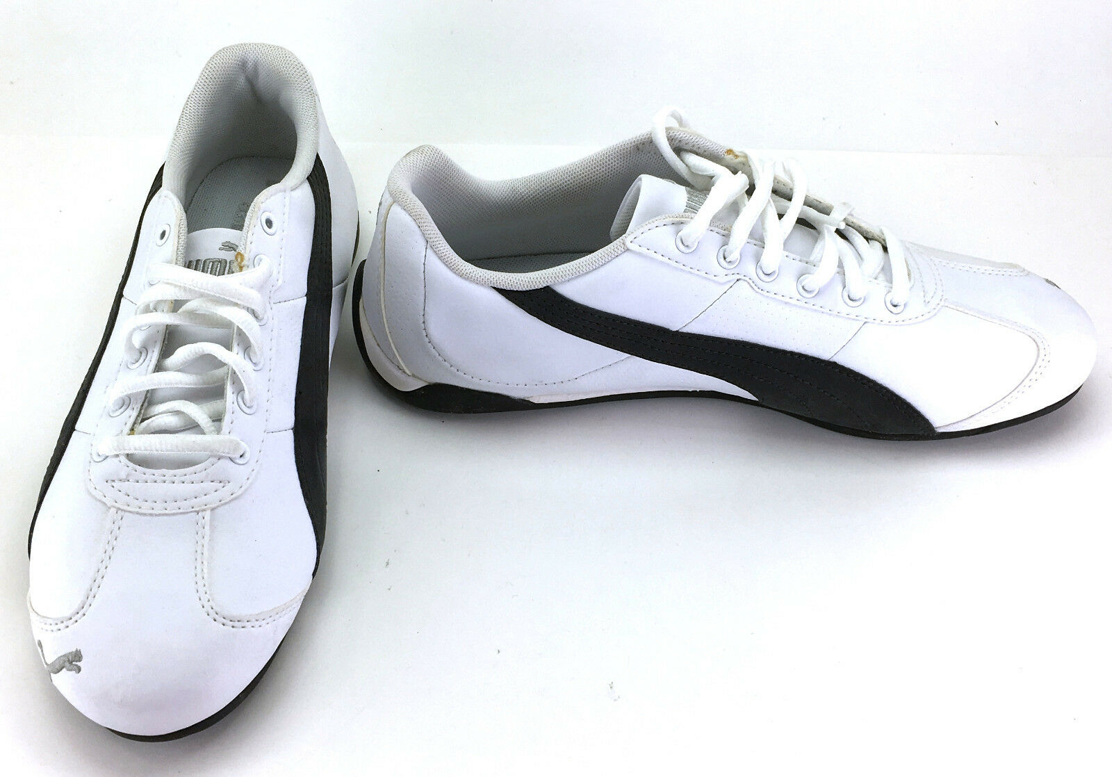 PumaChaussuresRepli Cat III Leather LT blanc Sneakers
