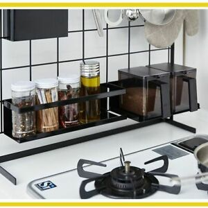 Magnetic-Refrigerator-Storage-Rack-Paper-Towel-Holder-Fridge-Hanging-Organizer