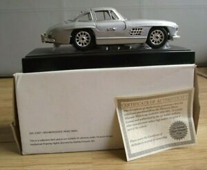 1954 Mercedes Benz 300SL - Original Model in box with certificate (ODD115)