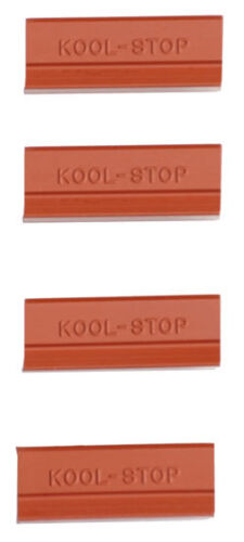 New Set of 4 Kool Stop Replacement Brake Pad Inserts For Campagnolo NR SR SALMON