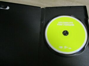 RARE-DVD-NEUF-034-LES-CHARLOTS-FONT-L-039-ESPAGNE-034-de-Jean-GIRAULT