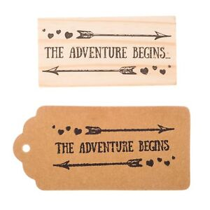 Wooden-Rubber-Stamp-for-Tags-Wedding-Favor-Stamps-The-Adventure-Begins