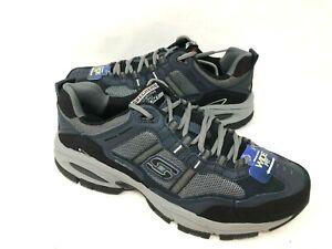 elegant shape cheaper official supplier NEW! Skechers Men's Vigor 2.0 Trait Shoes Navy/Multi Size ...