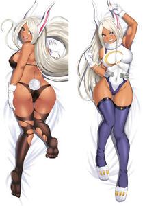 My Hero Academia Rumi Usagiyama Anime Body Pillow Cover Case Dakimakura 150x50 Ebay Now, a rivalry brews between them as they fight for. ebay