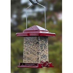 WoodLink-Reflective-Red-Vista-Squirrel-Resistant-Bird-Feeder-26-WL-75160
