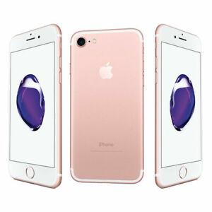 Apple-iPhone-7-256GB-Oro-rosa-sbloccato-iOS-A1778-GSM-Smartphone