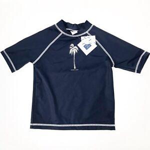 77c63696fb1ad Janie And Jack Infant Baby Boy Swimsuit Top Rashguard Size 18-24 ...
