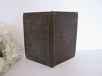 History of the United States by J H Siddons c.1865 1st Edition