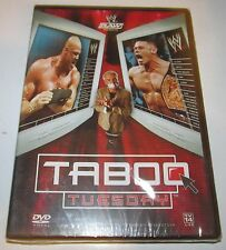 WWE: Taboo Tuesday 2005 - John Cena Kurt Angle Shawn Michaels Wrestling DVD NEW