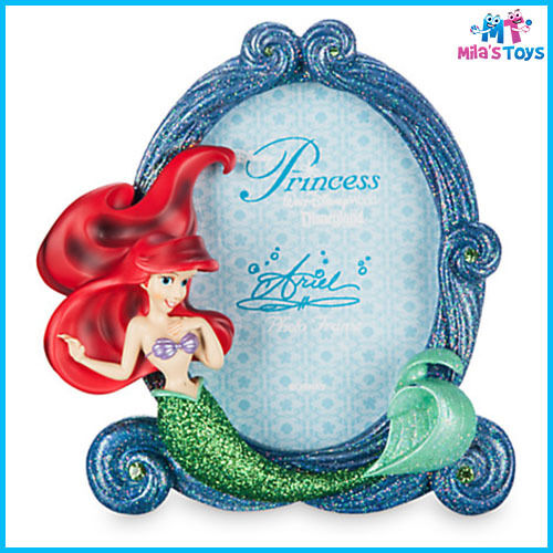 Disney The Little Mermaid's Ariel Photo Frame 3 1/2 brand new