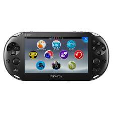 SONY PLAYSTATION VITA SLIM PSVITA SLIM BLACK HANDHELD VIDEO GAMES CONSOLE SYSTEM
