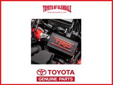 2020 2021 Toyota Corolla Amp Hatchback Trd Performance Air Intake Gen Oem Fits Toyota
