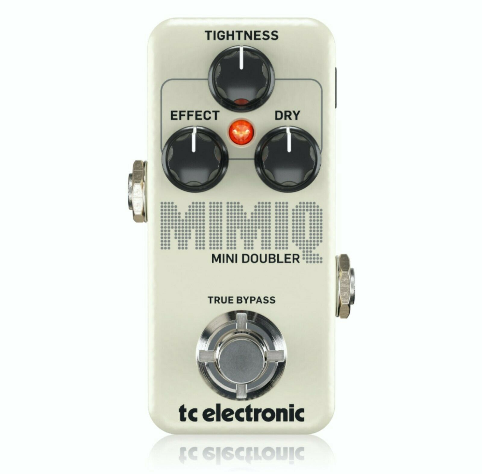 TC Electronic Mimiq Mini Doubler - Double Tracking Guitar Pedal