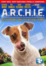 A.r.c.h.i.e.,New DVD, Katharine Isabelle, Robin Dunne, Sarah Desjardins, Michael