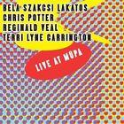 Live at MüPa von Bla Szakcsi Lakatos,Chris Potter,Reginald Veal (2016)