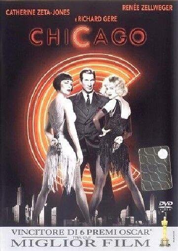Chicago (2002) DVD Ologramma Tondo
