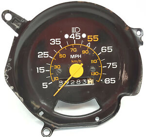 Original 1987 Chevy Square Body 85 MPH Speedometer might fit earlier trucks too