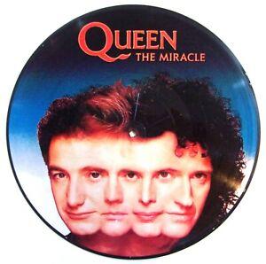 Queen-Vinyl-LP-The-Miracle-Picture-Disc