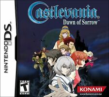 Castlevania: Dawn Of Sorrow [Nintendo DS DSi, Action Platform 2D RPG] NEW