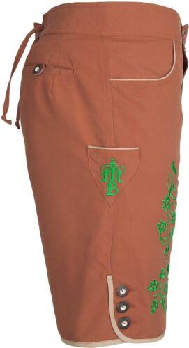 Romanzesco di Baviera-TRACHTEN costume Lederhose Shorts By Principato di Monaco di Bavaria