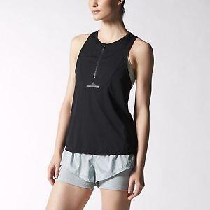 promo code 7672f 64291 Image is loading New-Adidas-Stella-McCartney-Tank-Top-Climachill-Women-