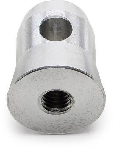 FD 31-44 Halbkonus M12 Gewinde ohne Bolzen und Splint