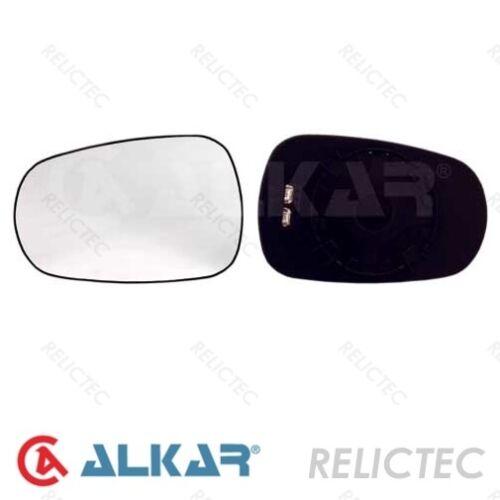 Outside Mirror Glass for Renault Nissan Dacia:MEGANE I 1,Clio II 2,I 1