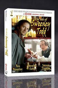 The-Tale-Of-Sweeney-Todd-Brand-New-DVD-Ben-Kingsley-Joanna-Lumley