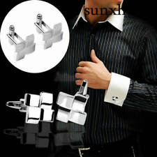 Cufflinks Cuff Links A0483 Golden Letter L Fashion Jewelry Gift Wedding Party Shirt Mens Button Classic