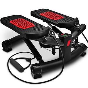 2in1-Twister-Stepper-mit-Power-Ropes-STX300-Drehstepper-Sidestepper