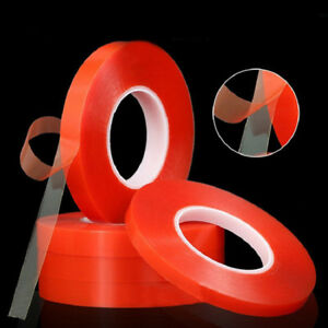 10M-High-strength-Double-sided-Clear-Transparent-Acrylic-Adhesive-Tape-Home