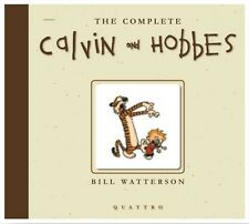 THE COMPLETE CALVIN AND HOBBES 4