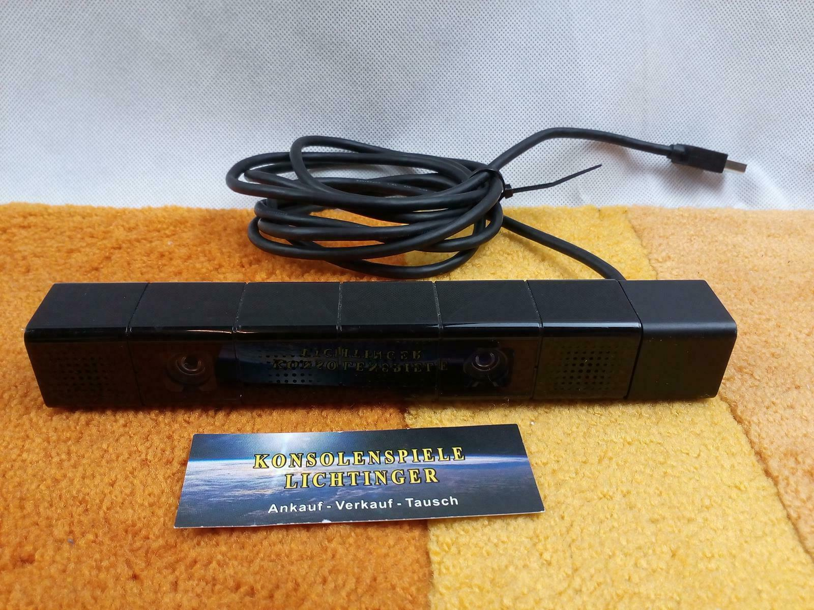 Camera/Camera Cam CUH-ZEY1 Black By Sony PS4/PLAYSTATION 4 Good