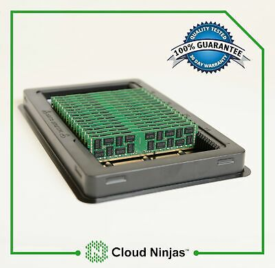 DDR3 PC3L-10600R ECC Reg Server Memory RAM Dell PowerEdge C6220 128GB 16x8GB