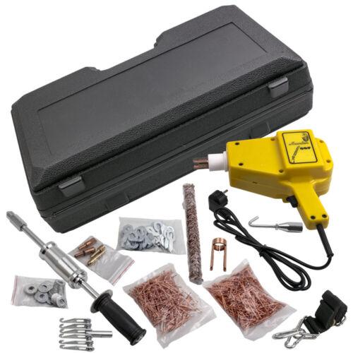Spotter-Set 800 im Koffer Punktschweißgerät Bolzenschweißgerät 1000 St Nägel