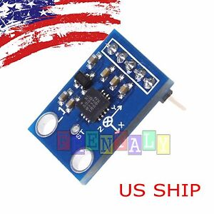 Details about ADXL335 3-Axis Accelerometer Angular Transducer Module Analog  Output for Arduino