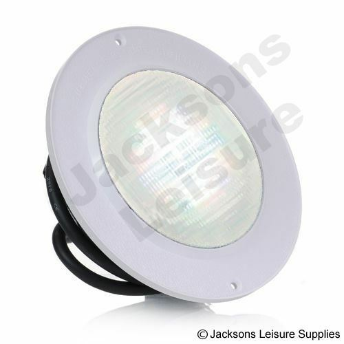 CERTIKIN WHITE UNDERWATER PU9 LED SWIMMING POOL LIGHTS WITH 2.8M CABLE