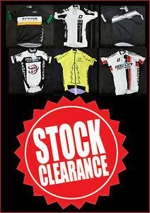 NEW-DOLTCINI-SPIUK-GARNEAU-CYCLING-JERSEYS-SCHILS-UK-CLEARANCE-PRICE
