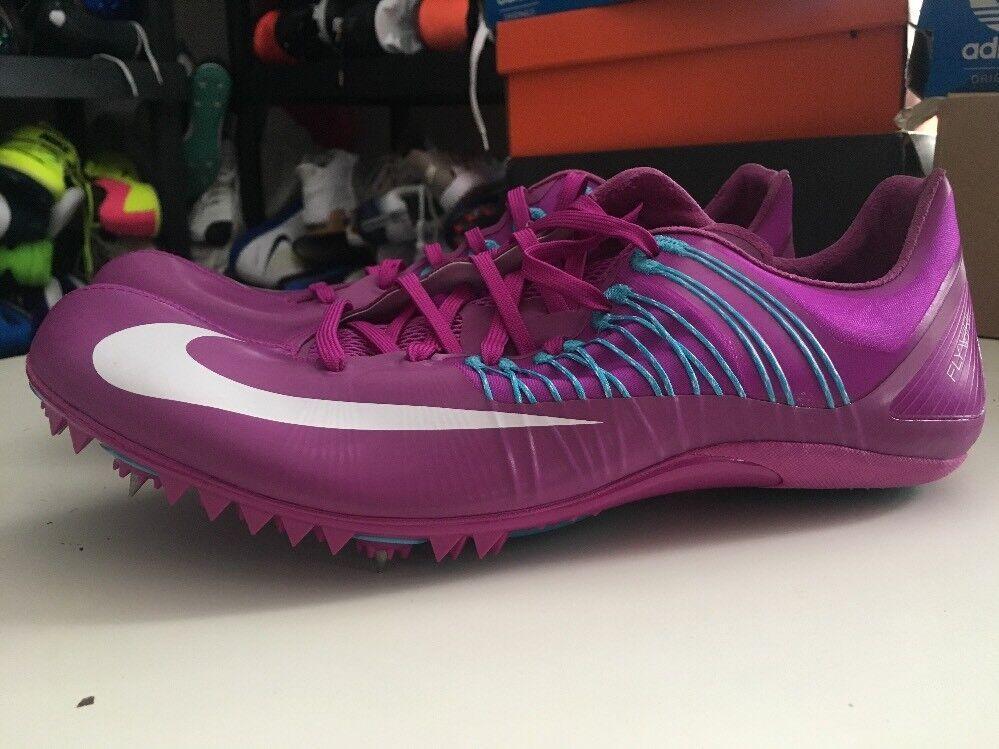 Nike Zoom No data Track espigas púrpura 629226-514 comodo descuentos precio de temporada corta, beneficios de descuentos comodo 26794d