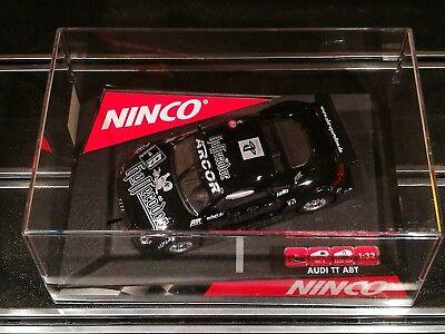 Il Prezzo Più Economico Ninco 50251 Audi Tt R Abt # 9 1/32 Slot Car New Prestazioni Affidabili