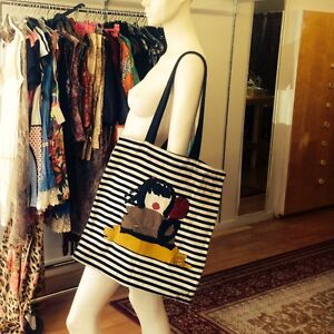 GORGEOUS-BAG-With-Sequence-BY-SONIA-RYKIEL-PARIS-RRP-395-As-New