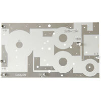 Crossover Pc Board 3-way 12 Db Large 5 X 9