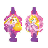Tangled Dream Big Blowouts (8) Birthday Party Supplies Favors Rapunzel Disney