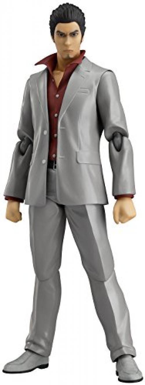 Figma Ryu ga Gotoku Kiryu Kazuma Non Scale Figure Japan