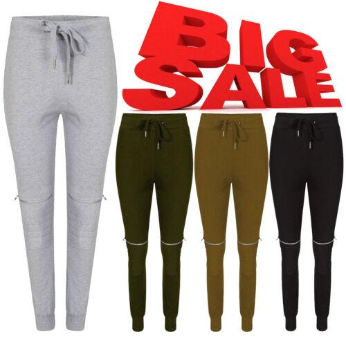 New Men/'s Skinny Slim Fit Jogging Joggers Sweat Pants Trousers Tracksuit Bottoms