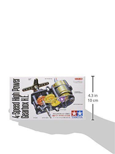 Tamiya 72007 4-Speed /_/_High Power Gearbox H.E.