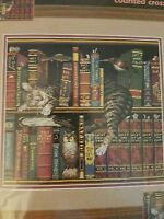 Dimensions Cross Stitch Kit Frederick The Literate By Charles Wysocki