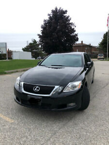 2009 Lexus GS 350    Touring   Luxury Package
