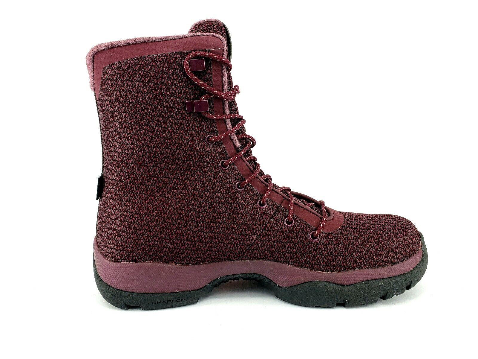Nike Air Jordan Future Boot Night Maroon Burgundy Red Black SZ10.5 (854554-600)